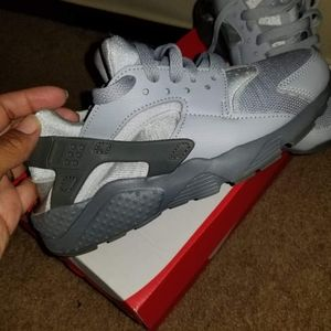 Air Huarache Cool Grey